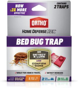 Ortho 0465705 Home Defense Max Bed Bug Trap