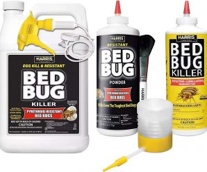 Supreme Repellent for bed bugs